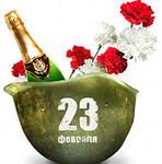 Тост поздравления на 23 февраля