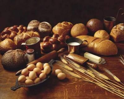 хлеб праздники