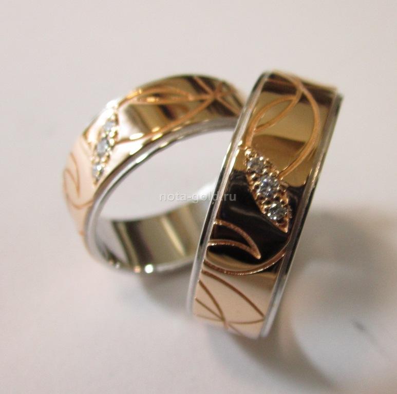 прикольные обручальные кольца